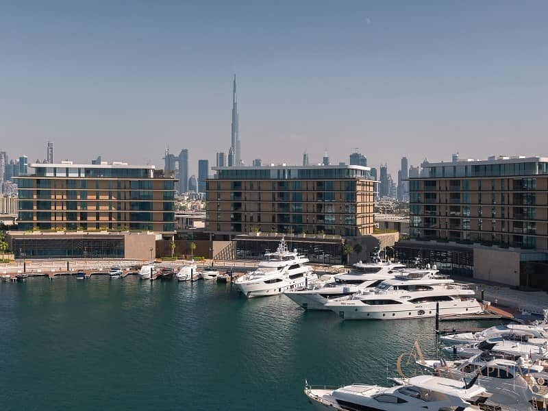 luxury living | Marina and Sky Line View