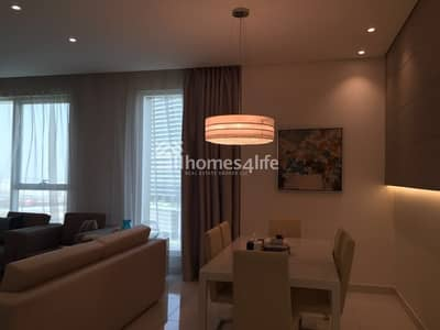 3 Bedroom Apartment for Rent in Business Bay, Dubai - A must see fully furnished 3 bdr +maids with canal view