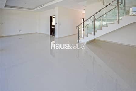 تاون هاوس 5 غرف نوم للايجار في داماك هيلز (أكويا من داماك)، دبي - Brand New V4 | Park View | Available Now