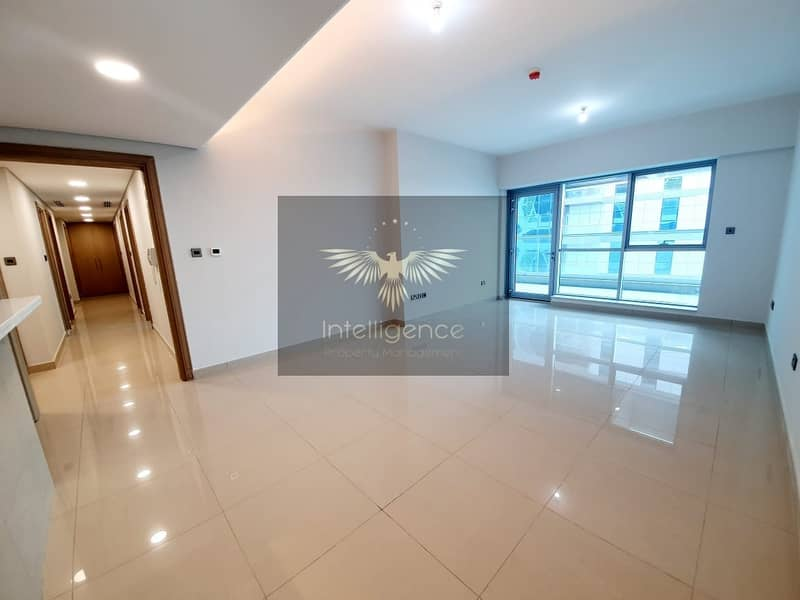 Sea View! Modern Type Brand New Unit with Balcony!