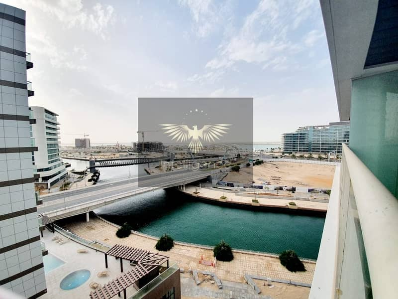 14 Sea View! Modern Type Brand New Unit with Balcony!