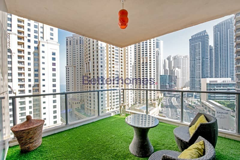 Fully Furnished |Exclusive|Sahab 2|Emaar