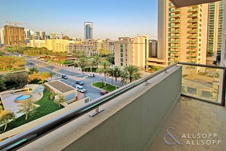1 Bedroom Apartment for Rent in The Views, Dubai - One Bedroom | Golf Tower | Street View