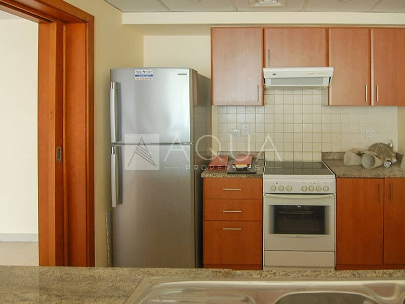 11 Chiller Free 2 BR | Bright Unit | 4 Cheques