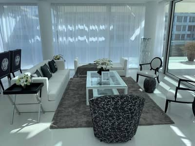 2 Bedroom Flat for Rent in Al Barari, Dubai - Luxurious 2BR | Massive Space | Terrace | Pool View