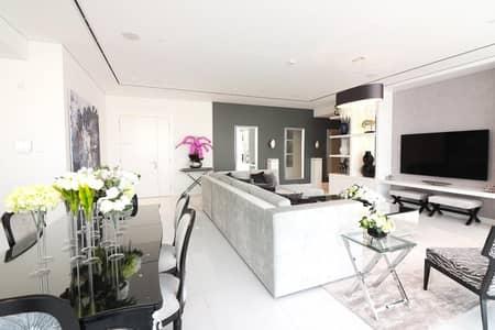4 Bedroom Flat for Rent in Al Barari, Dubai - Luxurious 4BR Duplex | Massive Space | Pool View