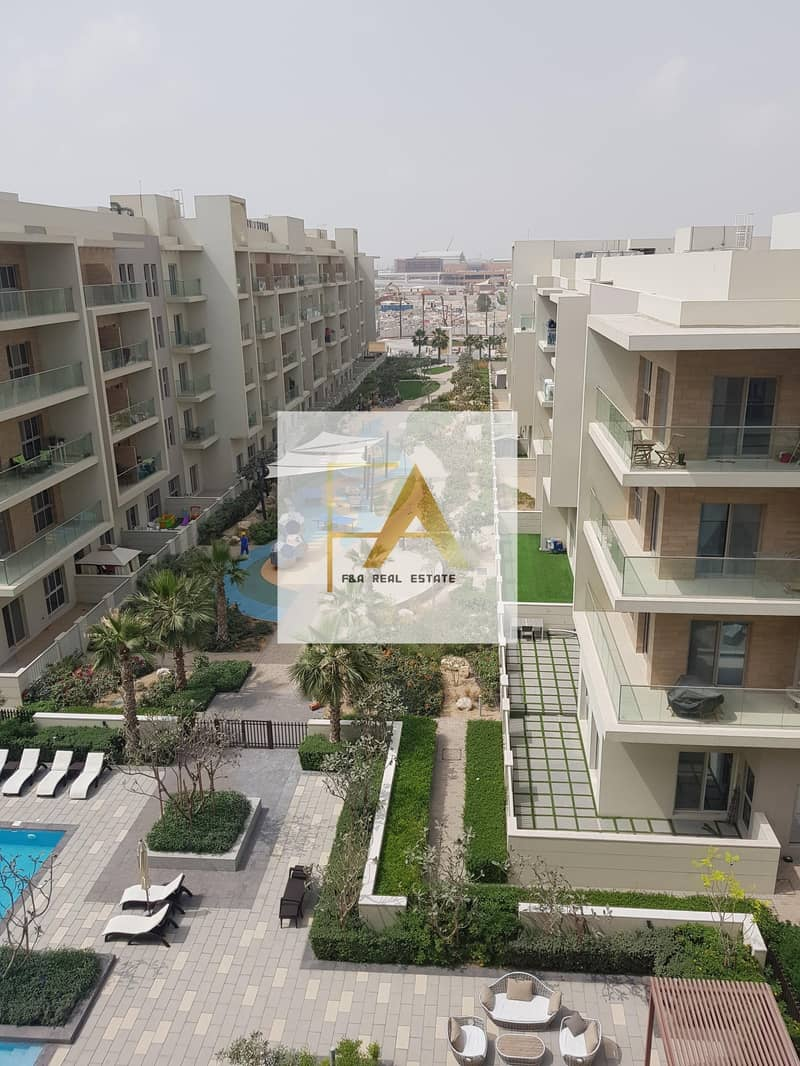 Beautiful 2br apartment|Pool View| No Commission|5% booking