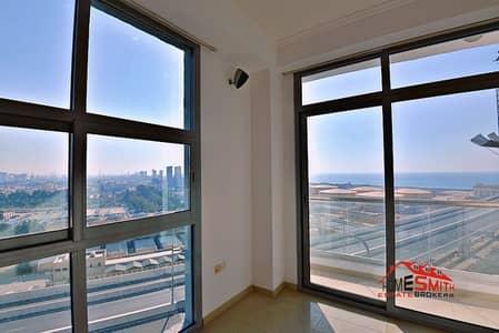 2 Bedroom Flat for Rent in Dubai Marina, Dubai - T1   Sea View   Vacant mid April