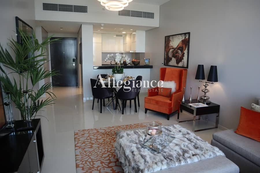 Take pleasure living in furnished splendid studio with | 50% DLD waiver