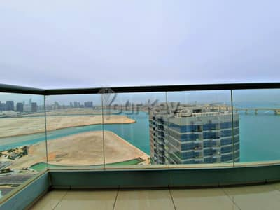 2 Bedroom Apartment for Rent in Al Reem Island, Abu Dhabi - No Commission!!! Adorable 2BHK with Balcony | Gym & Pool