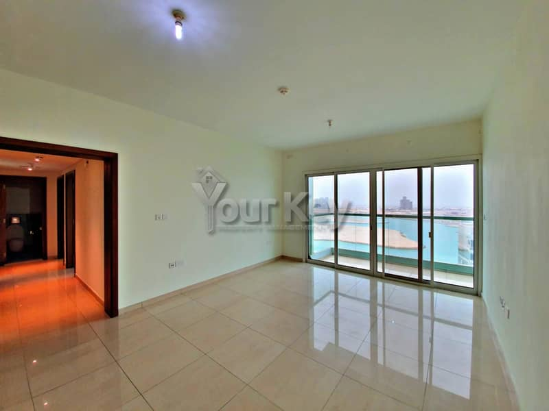 No Commission!!! Adorable 2BHK with Balcony | Gym & Pool