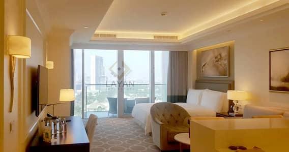 بنتهاوس 2 غرفة نوم للبيع في وسط مدينة دبي، دبي - بنتهاوس في العنوان بوليفارد وسط مدينة دبي 2 غرف 6195000 درهم - 3108379
