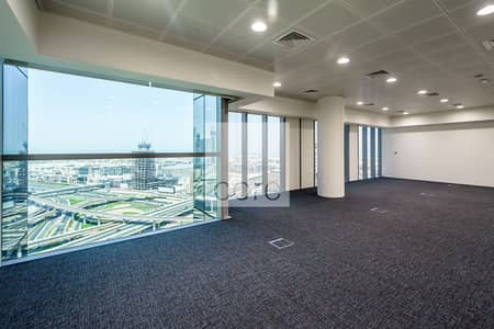Office for Rent in DIFC, Dubai - Fitted Carpeted Office | Readily Available