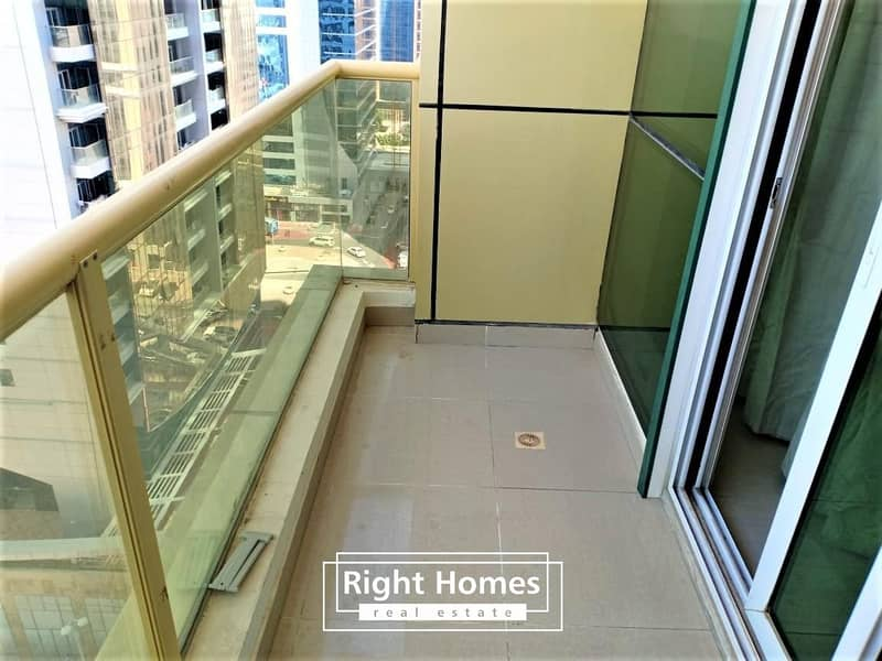 42 Furnished Mid Floor 1BR |Near JLT Metro Station | Investor Deal