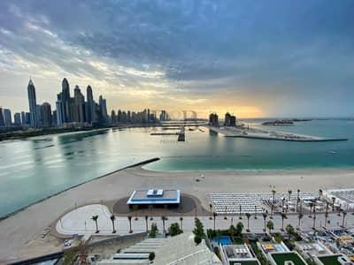 بنتهاوس 4 غرف نوم للبيع في دبي هاربور، دبي - 4BR PENTHOUSE - THE BEST VIEWS OF THE SUNSET & PALM