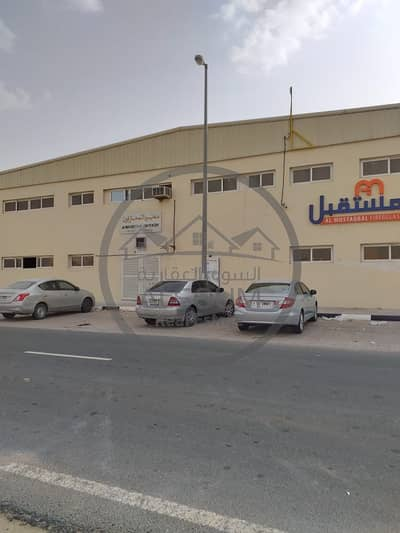 Warehouse for Rent in Al Saja, Sharjah - WELL MAINTAINED WAREHOUSE INCLUDING MEZZANINE IN AL SAJJA- NEW INDUSTRIAL CITY (3 MONTHS FREE)
