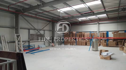 Warehouse for Rent in International City, Dubai - Great Offer | Spacious Warehouse | Well Maintained