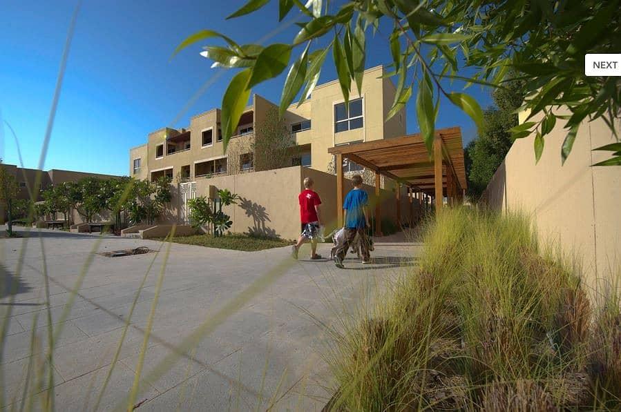 تاون هاوس في سيدرا حدائق الراحة 4 غرف 165000 درهم - 4547881