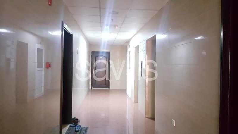 One bedroom apartment in Mujarra opposite Mubarak Center