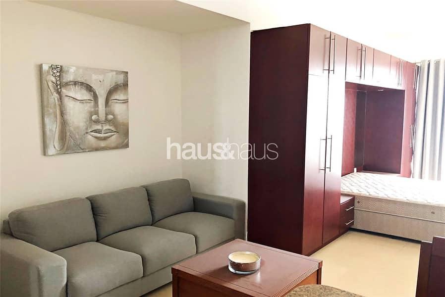 Furnished Studio | Cheque Option | Balcony