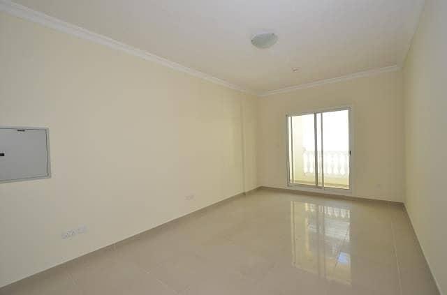 شقة في مساكن ذا بلازا قرية جميرا الدائرية 1 غرف 36000 درهم - 4548057