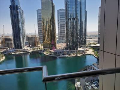 3 Bedroom Apartment for Sale in Jumeirah Lake Towers (JLT), Dubai - Lake View | High Floor | 3 BR Apt