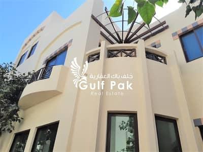 4 Bedroom Villa for Rent in Al Khalidiyah, Abu Dhabi - No Commission! 4BHK 12 Chqs