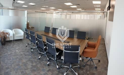 مکتب  للايجار في الخليج التجاري، دبي - Negotiable | Fully Furnished & Fitted