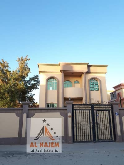 Villa for sale with electrictiy and water at very reasonable price with an area 80 * 80 = 6400  square feet. Al Mowaihat3, Ajman  in