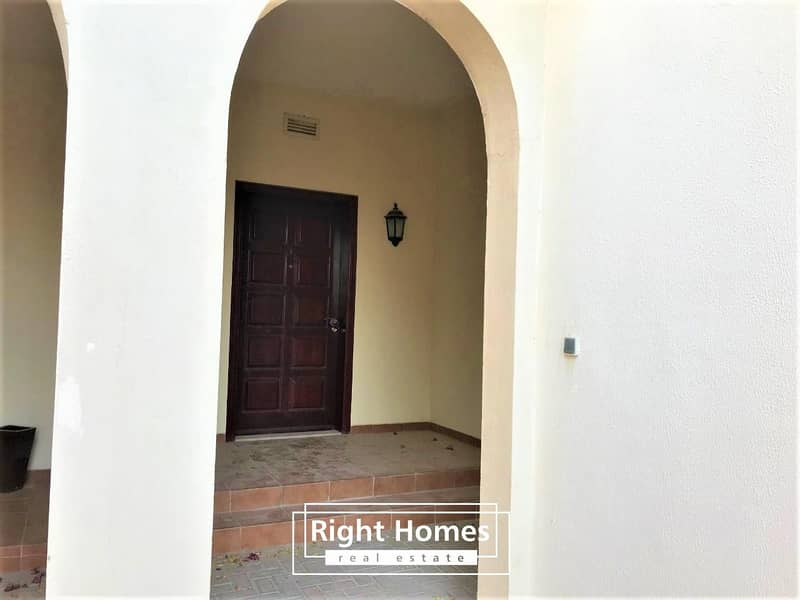 12 Middle Unit 3BR+S Townhouse   Type 3M  Arabian Ranches