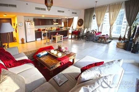 شقة 1 غرفة نوم للبيع في أبراج بحيرات الجميرا، دبي - 1 Bed  | Corner Apartment | Park Views