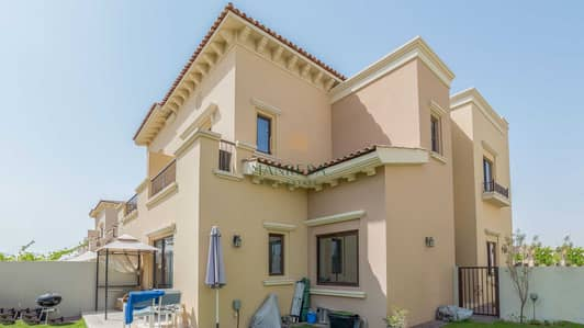 4 Bedroom Townhouse for Sale in Reem, Dubai - 2E in Twin Cluster   Close to Park & Pool