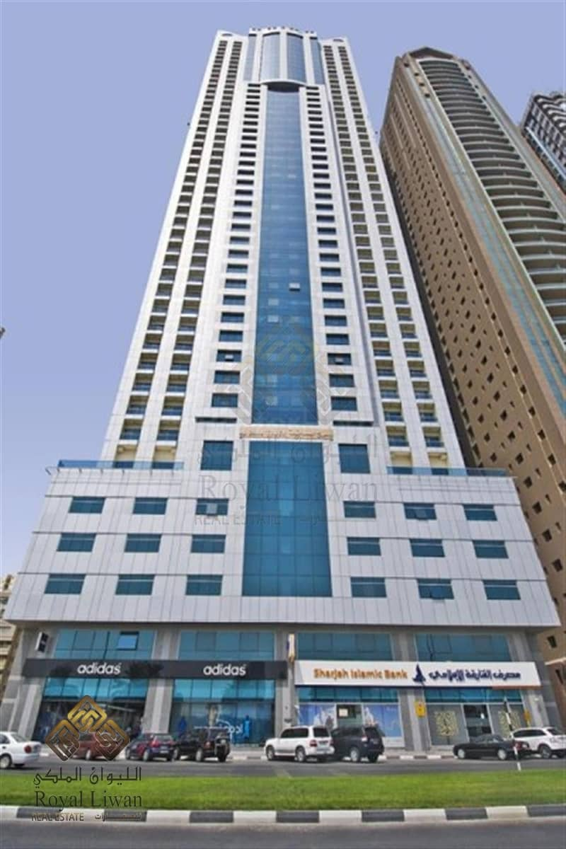 2 BEDROOM AVAILABLE IN DANA TOWER
