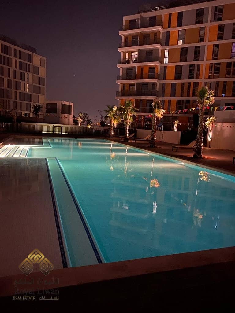 Brand New 1 Bedroom  l  Fully Equipped Community l  High Floor
