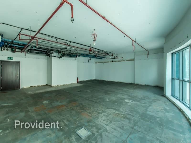 9 Semi Fitted Office Space - Mid Floor - Near Metro