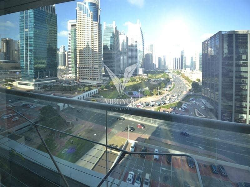 Dubai Arch Tower | Studio | Garden View