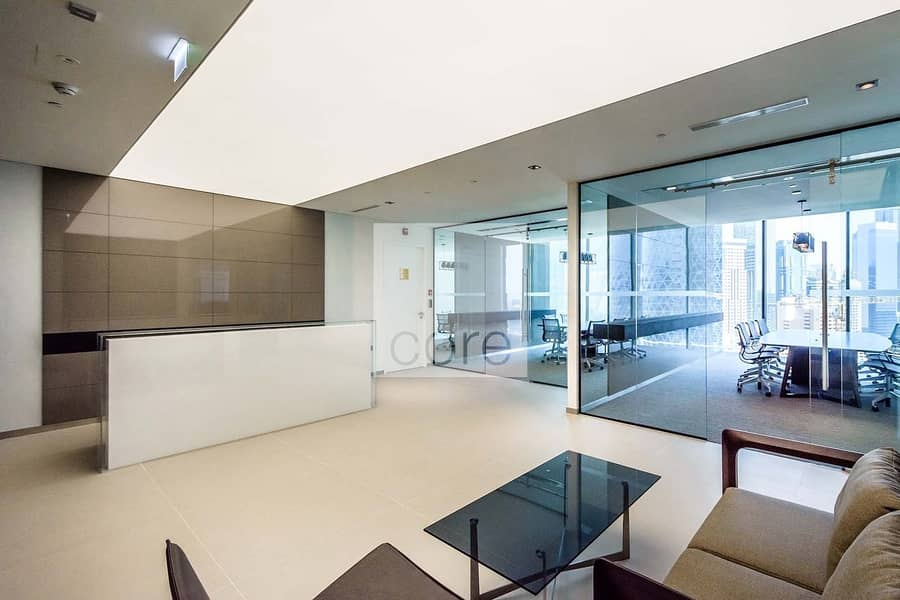 Premium Fitted Office | Readily Available
