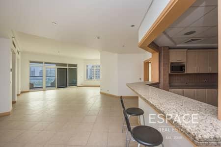 شقة 3 غرف نوم للبيع في نخلة جميرا، دبي - Immaculate Condition | Great Layout