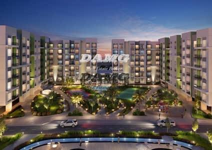 استوديو  للبيع في الورسان، دبي - pay 32000 to invest in studio in Dubai with 6 years payment plan