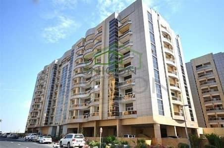 شقة 1 غرفة نوم للايجار في واحة دبي للسيليكون، دبي - Pool view - Luxury Furnished - Huge 1bhk