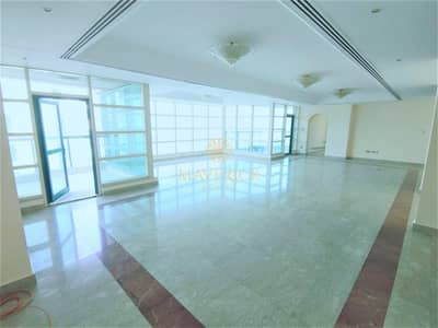 4 Bedroom Penthouse for Rent in Al Majaz, Sharjah - Sea View 4BHK Penthouse   All Facilities Free   No Deposit