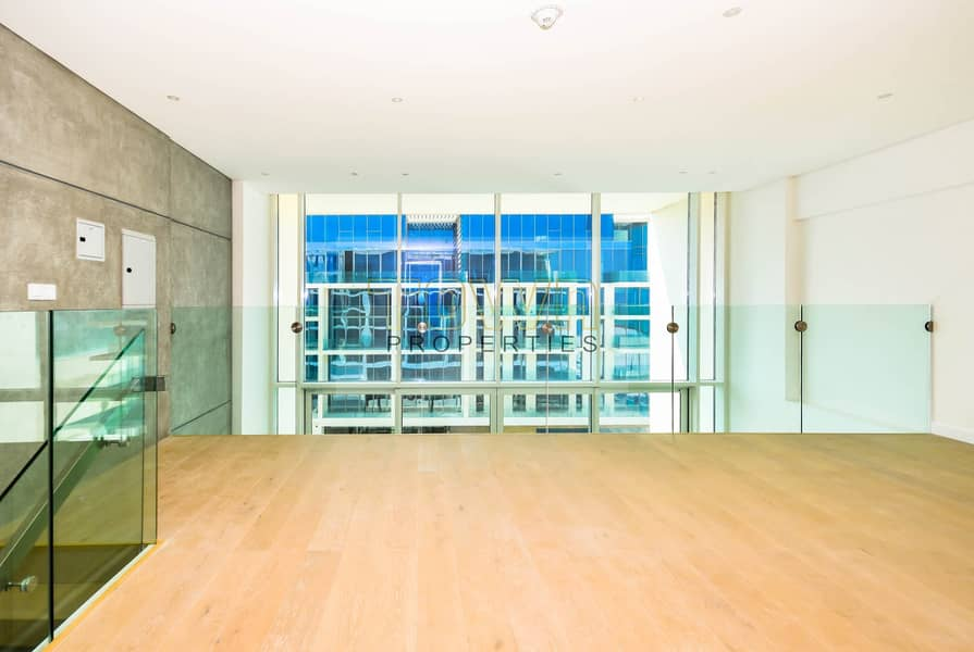 2 1 BR. Apartment Loft |  Waterfront Community