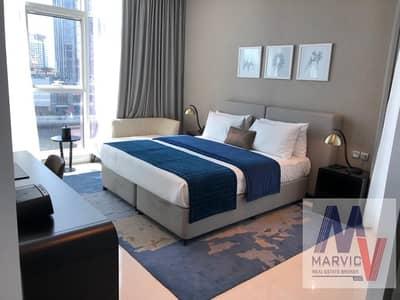شقة فندقية  للبيع في الخليج التجاري، دبي - Studio Hotel Apartment for SALE