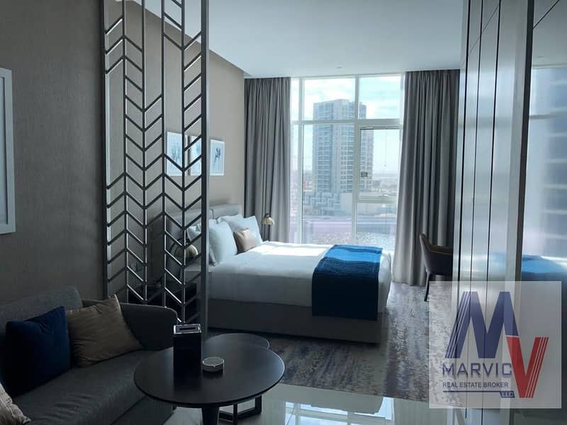2 Fully-Furnished Studio for Sale in Prive