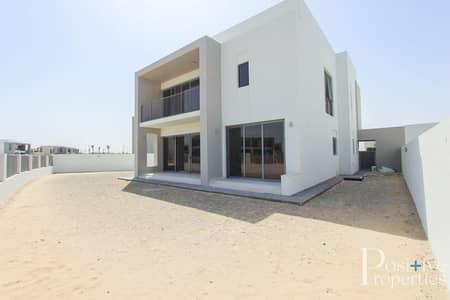 تاون هاوس 5 غرف نوم للايجار في دبي هيلز استيت، دبي - Largest Plot - Corner Villa - Type E5