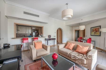 فلیٹ 2 غرفة نوم للبيع في نخلة جميرا، دبي - E Type | Mid Floor | 2 Beds | 1590 Sqft