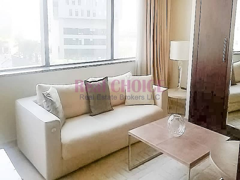 Well Maintained Vacant High Floor Studio Apartment