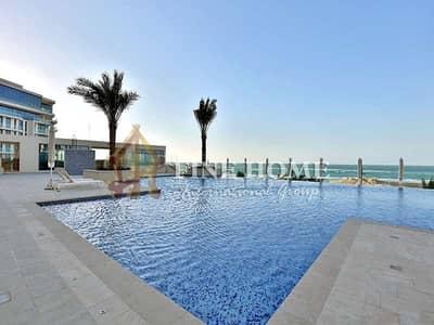 بنتهاوس 5 غرف نوم للبيع في جزيرة السعديات، أبوظبي - Penthouse 5BR | Private Pool | Sea View