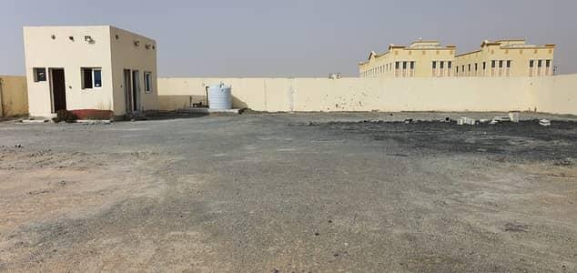 ارض صناعية  للايجار في السجع، الشارقة - ارض صناعية في السجع 50000 درهم - 4548772
