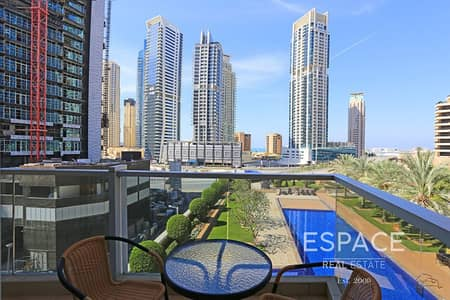 1 Bed | Great Condition | Pool View